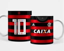 Caneca Personalizada Flamengo