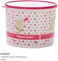 Caixa provençal tupperware