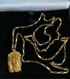 Cordão ouro 18k