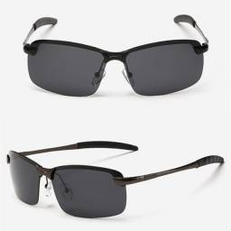 Oculos de Sol Fotocromatico Polarizado Uv400