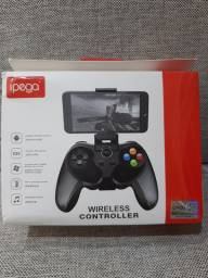 Controle Joystick Wireless Bluetooth