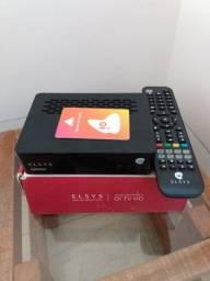 Antena e conversor digital HD Oi TV