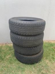 Jogo de Pneus Bridgestone 255/70R16