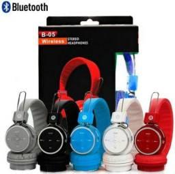 Fone Bluetooth Fone sem fio Fone wireless