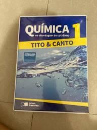 Química Tito e Canto 1 2 e 3