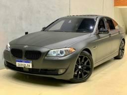 Bmw 550I 4.4 Sedan V8 32V Gasolina 4P Automático - 2010/2011
