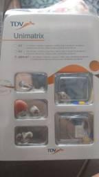 Vendo kit tdv + régua endodontica