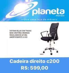 Título do anúncio: Cadeira Giratória Escritório Promoção