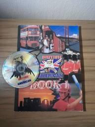 Livro de Inglês British and American