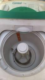 Título do anúncio: Máquina de lavar Consul 10 kg 6 meses de garantia