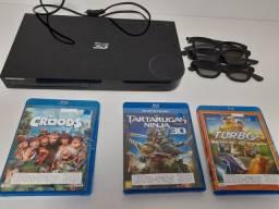 Blu-ray Philips 3D