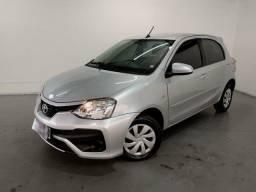 Toyota Etios XS 1.5 (Aut) (Flex)