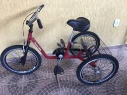 Triciclo  médio