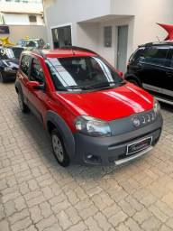 FIAT UNO 2011/2012 1.0 WAY 8V FLEX 4P MANUAL