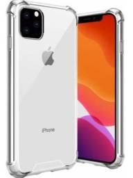 Capinha Anti Impacto iPhone 6 plus, 7, 11 Pro, 11 pro Max, 12 Pro Max,  12 Mini