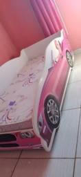 Cama infantil carro