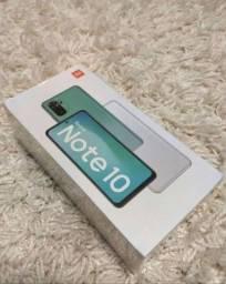 Xiaomi MI Note 10 4gb Ram 128gb Cinza Original Caixa Lacrada Aceito  Pix