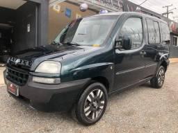 FIAT DOBLO ELX 1.6 2002 (COMPLETA)