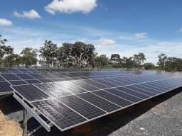Vendo usina fotovoltaica pronta com projeto aprovado, contrato ativo de R$ 12 mil mês