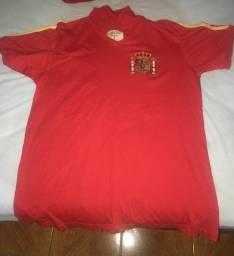 Camisa da Espanha