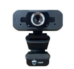 Webcam Usb Full Hd 1080p com Microfone