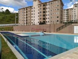 Apartamento de 2 quartos, sendo 1 suíte, em Itaipava