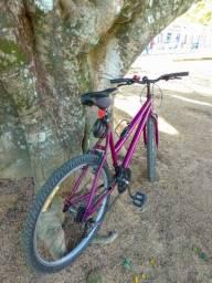 Bike revisada 21v câmbio Shimano