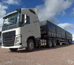 Caminhão Volvo FH 540 Rodotrem