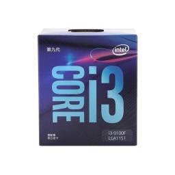 Processador i3-9100F - NA GARANTIA, COM NOTA FISCAL