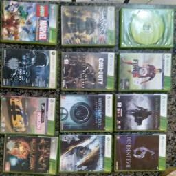 Tenho 12 jogos para xbox 360 original fisicos