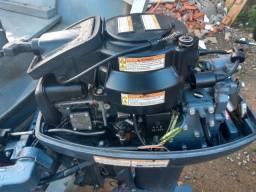 Motor de popa Yamaha de 15 Hp