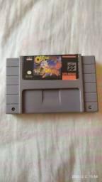 Cartucho de super Nintendo