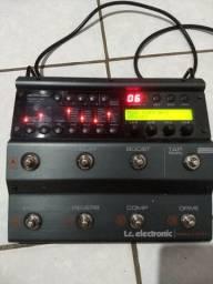 Pedaleira Tc Eletronic Troca