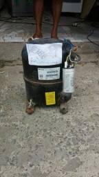 Compressor tudo bom para uso