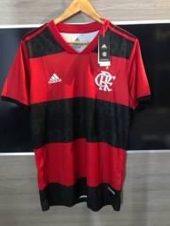 Camisa principal do flamengo