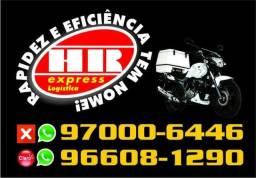 Título do anúncio: Hr entregas e coletas Express serviços de moto boy rio e grande rio