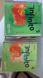 Coleção Livro Seb Coc -Infinito Ensino Fundamental - 6º Ano
