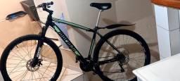 Vendo bike semi Nova em perfeito estado