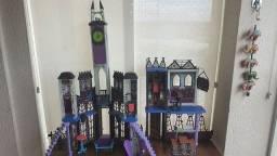 Castelo Escola Monster High