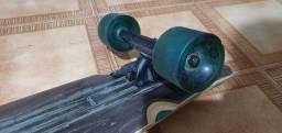 Skate long Oxelo (decathlon) semi novo.