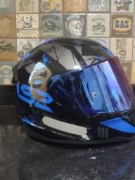 Vendo capacete Ls2 rapid Tam:58