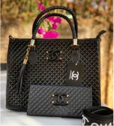 Kit Bolsa Chanel + Carteira
