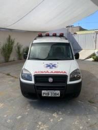 Doblo Ambulância 2015
