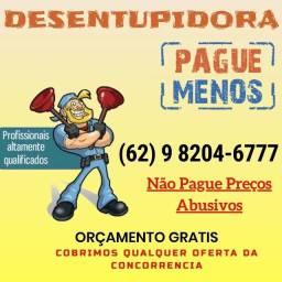 # DESENTUPIDORA E LIMPA FOSSA @@