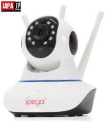 Câmera ip wifi ipega segurança p2p wireless Hd, Visão Noturna