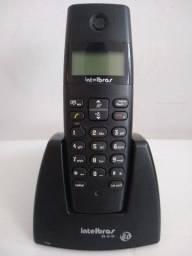 Telefone Intelbras sem fio c/ identificação de chamadas