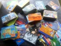 1.260 cartões  telefonicos