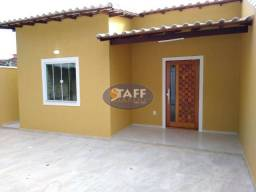 RE@Linda casa 2 quartos sendo 1 suite prontinha o centro de Unamar - Cabo Frio!!