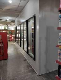 Câmara fria e Walkin Cooler para Bebidas