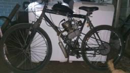 Vendo bicicleta motorizada